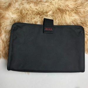 Tumi Black Ballistic Nylon Laptop Sleeve Padded
